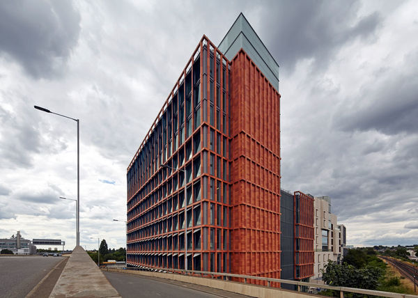Imperial West, Block D, London